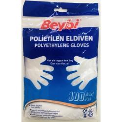 Rękawiczki foliowe