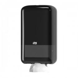 dozownik do papieru toaletowego czarny