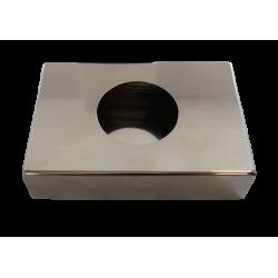Pojemnik na woreczki higieniczne stalowy Impeco Prestige