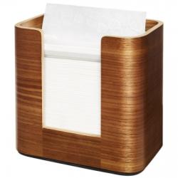 Drewniany pojemnik na serwetki